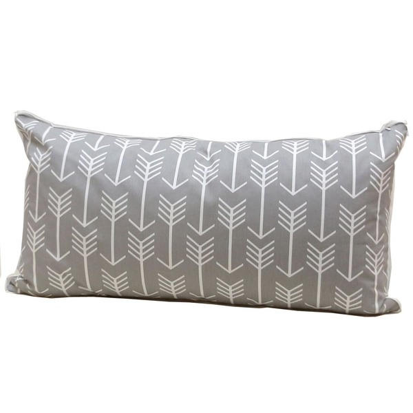 Cabana Arrow Bolster Pillow