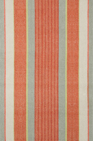Autumn Stripe Woven Cotton