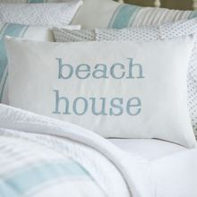 Beach House Pillow