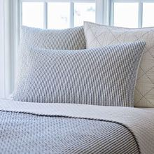 Bergen Stripe King Sham
