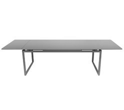 Biarritz Table Steel Grey