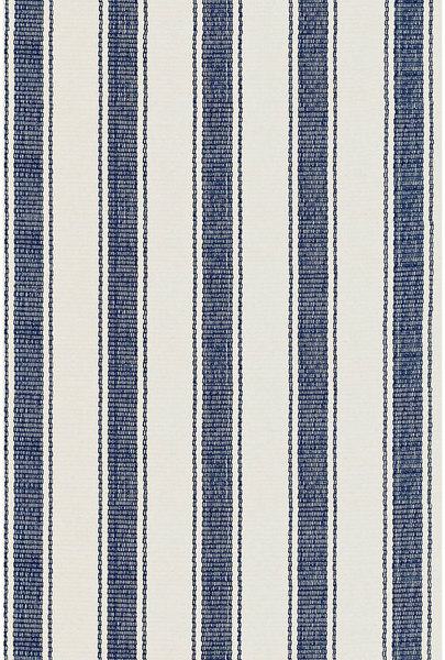 Blue Awning Stripe Indoor/Outdoor