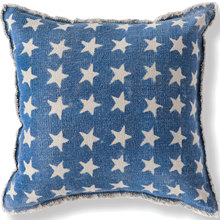 7798a64ab1f7 Star Spangled Square Pillow