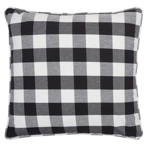 Buffalo Check Plaid Pillow
