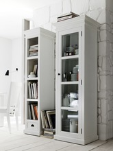 NovaSolo Single Glass door cabinet