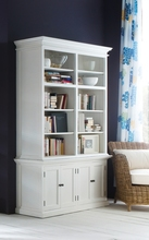 NovaSolo Double bookcase