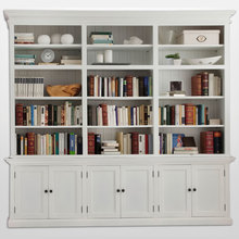 NovaSolo Halivax Triple Bay Hutch Unit