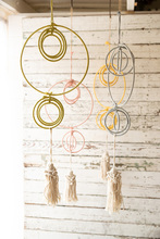 More about the 'Set Of Four Cotton Dreamcatchers With Tassels' product