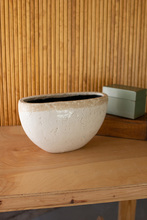 More about the 'Oval White Ceramic Pot  -  Small' product