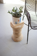 More about the 'Hand-Carved Wooden Pedestal' product