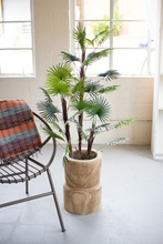 More about the 'Hand-Carved Wooden Planter/Pedestal' product