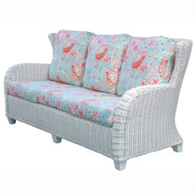 Clarissa Porch Wicker Sofa