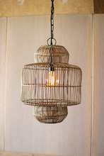 More about the 'Rattan Lantern Pendant Light' product