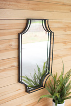 More about the 'Metal Framed Wall Mirror' product