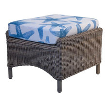 More about the 'Conservatory Outdoor Wicker Ottoman' product
