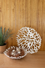 More about the 'Set Of Two Handmade Paper And Wire Coral Baskets' product
