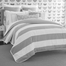 Cabana Stripe bedding