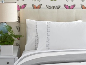 Cabana Embroidered Pillowcases