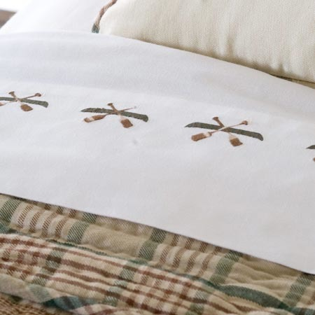 Canoe Sheet Set