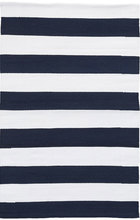 Catamaran Stripe Navy/White