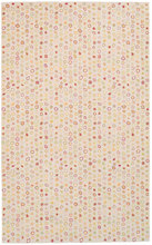 Cat's Paw Pastel Hooked Wool Rug
