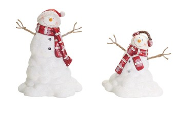 More about the 'Melting Snowman (Set of 2) Red/White' product
