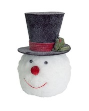 More about the 'Snowman Head  Black/White' product