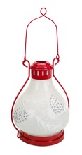 More about the 'LED Pinecone Lantern  Red/White' product