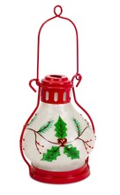 More about the 'LED Holly Lantern (Set of 3)  Red/Green' product