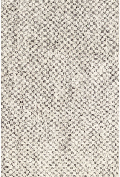 Citra Grey Hand Knotted Wool Rug