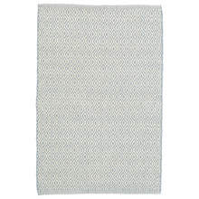 Crystal Swedish Blue/Ivory Indoor/Outdoor Rug by Dash & Albert
