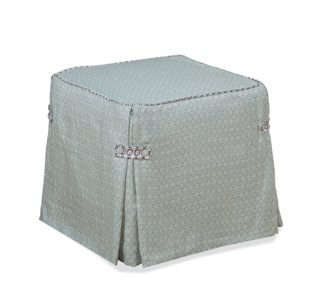 Slipcover Only - Cube Ottoman