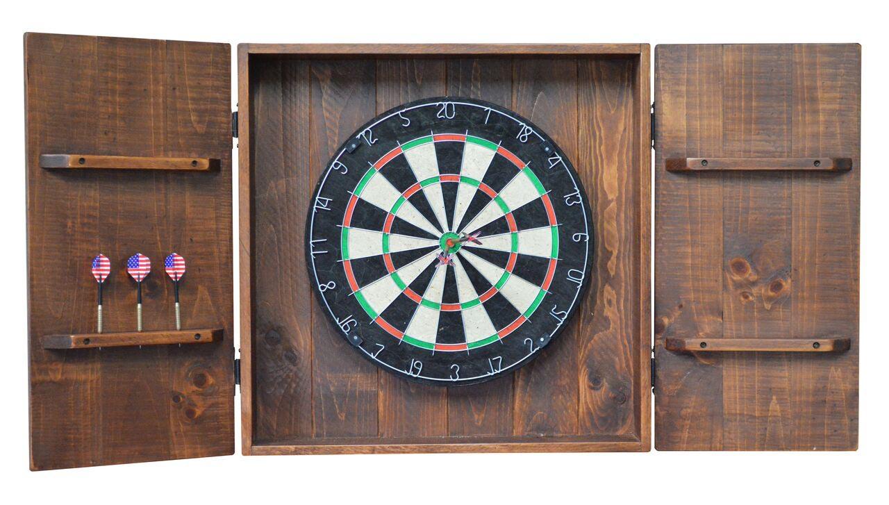 Bon Dart Board Closed. Magnifier Icon Click Image To Zoom