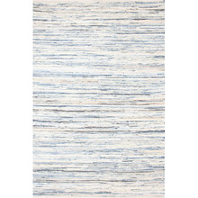 Denim Rag Woven Cotton Rug