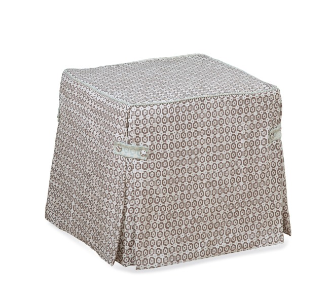 Slipcovered Cube
