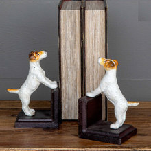 Terrier book ends