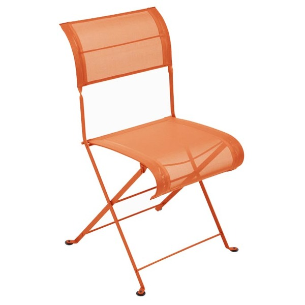 Dune Folding Side Chairs - PAIR