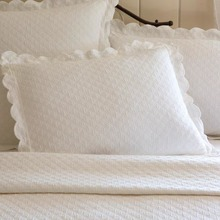 Evelyn Standard Sham By Taylor Linens