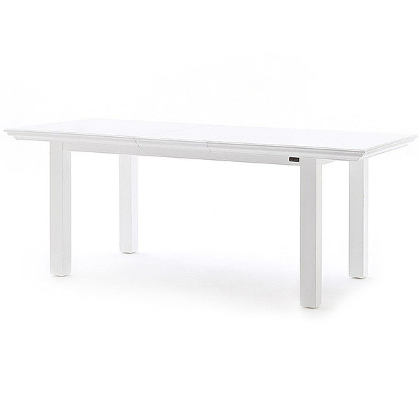 Extension White Cottage table