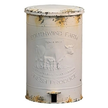 More about the 'Southwind Farm Metal Trash Bin' product