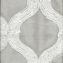 French Twist Dove fabric sample color