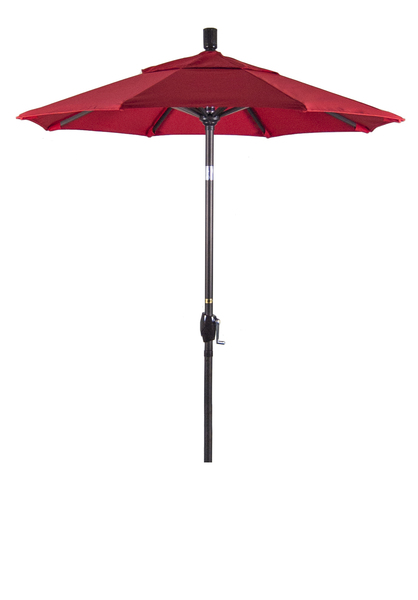 umbrella in Jockey Red