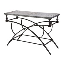 More about the 'Gilbert Galvanized Console' product
