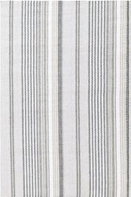 Gradation Ticking Woven Cotton Rug