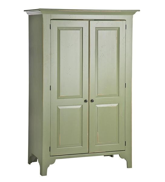 Green River Cabinet in Bayleaf