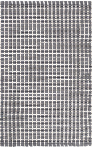 Gridiron Grey Indoor/Outdoor Rug