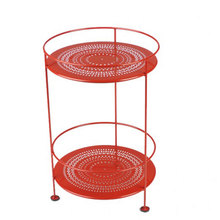 More about the 'Fermob Guinguette Side Table w/Perforated Tops' product