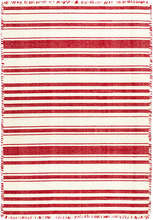 More about the 'Hampshire Stripe Red Woven Cotton Rug' product