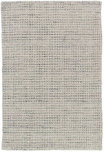 Homer Grey Hand Knotted Wool/Viscose Rug