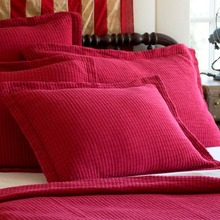 More about the 'Taylor Linens Hudson Red Matelasse Standard Sham' product